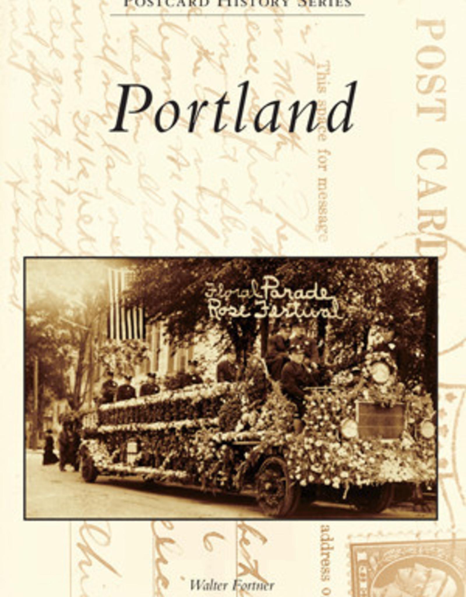 Portland Postcard History Series Set - Walter Fortner