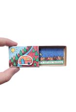 Matchbox Card Let's Get Lost Together