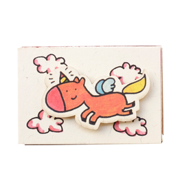 Matchbox Card You Are Magical