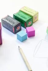Kikkerland Scented Tea Erasers Set of 5 - Kikkerland