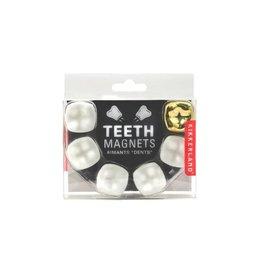 Kikkerland Wisdom Tooth Magnets - Kikkerland