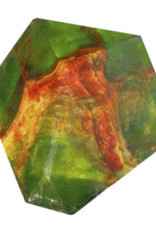 SoapRocks Tsavorite Green Garnet - SoapRocks