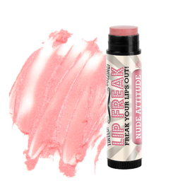 Lip Freak Tints Buzzing Lip Balm, Nude Attitude - Doctor Lip Bang's