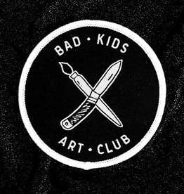 Print Ritual 'Bad Kids Art Club'' Embroidered Patch