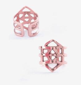 Mata Traders Essos Adjustable Ring, Copper - Mata Traders