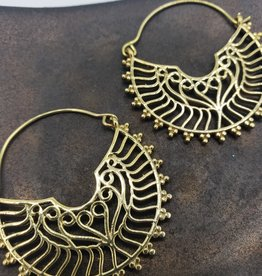 Boho Gal Jewelry Earrings Sundry Hoops