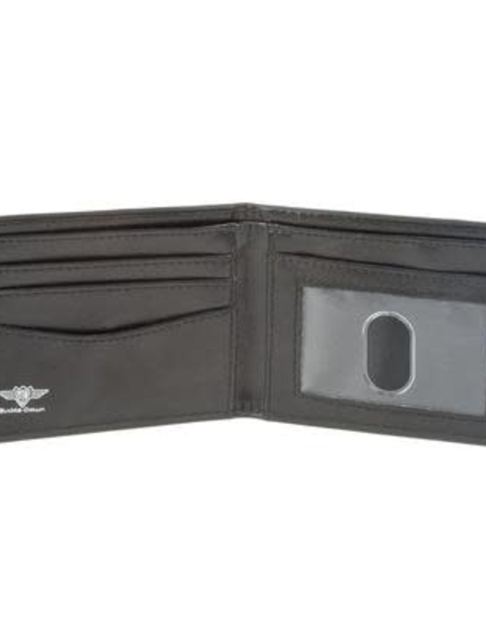 Buckle Down Belts Muerta Bi-Fold Wallet