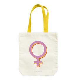 Seltzer Female Symbol Tote Bag - Seltzer