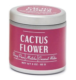 Paddywax Tin candle 3oz. - Cactus Flower