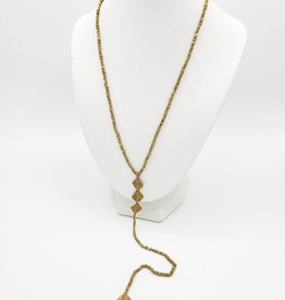 "Boho Gal Jewelry Efah ""Y"" Necklace"