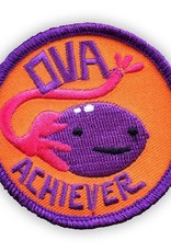 """""""Ova Achiever"""" Iron On Patch - by I Heart Guts"""