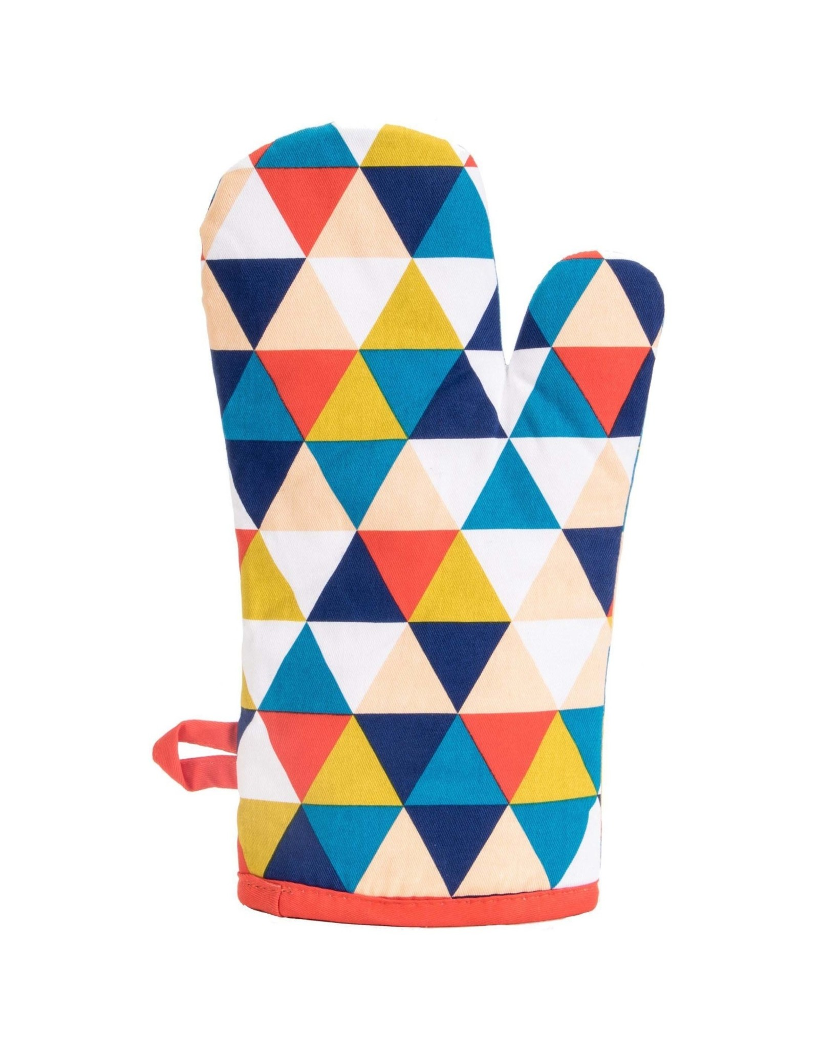 Blue Q Oven Mitt: Most Likely To Microwave