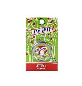Blue Q Lip Balm: Lip Shit, Apple Ginger