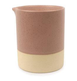 Paddywax Mesa Candle - Ceramic Velvet Orchid & Plum, 10oz