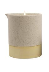 Paddywax Mesa 10oz Ceramic Candle - Patchouli & Tonka Bean