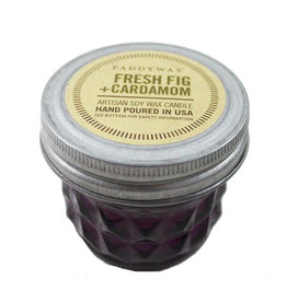 Paddywax Relish Jar 3 oz candle - Fig & Cardamom