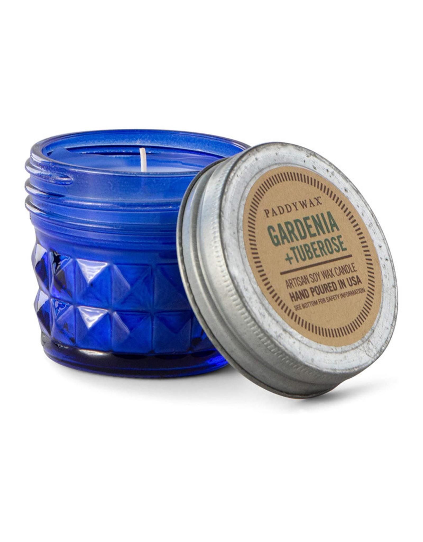 Paddywax Relish Jar 3 oz candle - Gardenia & Tuberose