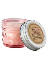 Paddywax Relish Jar 3oz candle - Salted Grapefruit