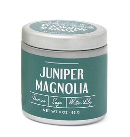Paddywax Tin candle 3oz. - Juniper Magnolia