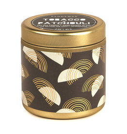 Paddywax Tin candle 3oz. - Tobacco & Patchouli