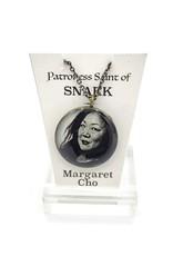 Redux Margaret Cho Patroness Saint Pendant Necklace