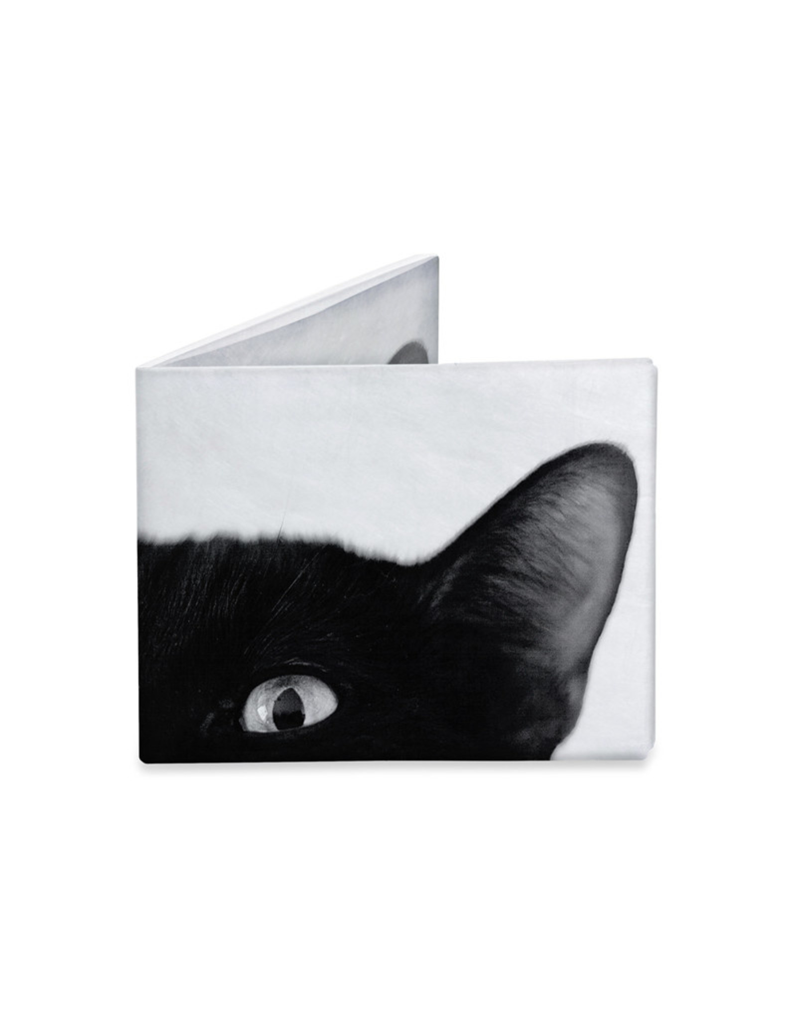 "Dynomighty Design ""Jojo the Cat"" Dynomighty Tyvek Wallet"