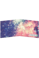 "Dynomighty Design ""Painting the Universe"" Dynomighty Tyvek Wallet"
