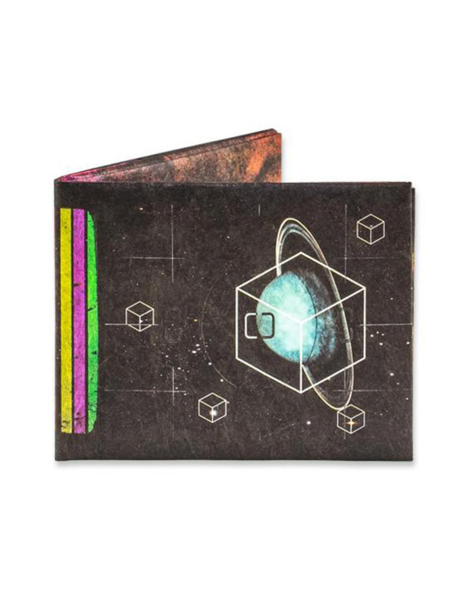 "Dynomighty Design ""Win a Trip to Uranus"" Dynomighty Tyvek Wallet"