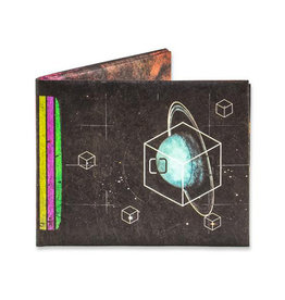 "Dynomighty Design ""Win a Trip to Uranus"" Dynomighty Tyvek Wallet"