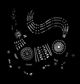 "Tattly ""Wolf"" by Victor Melendez - Extra Tattly Temporary Tattoo (Pairs)"