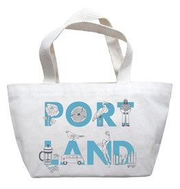 Maptote Portland FONT mini Tote