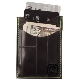 """Night Out"" Bike Tire Wallet by Alchemy Goods"