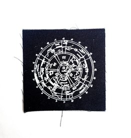 Print Ritual Constellations of the Zodiac Canvas patch by Print Ritual