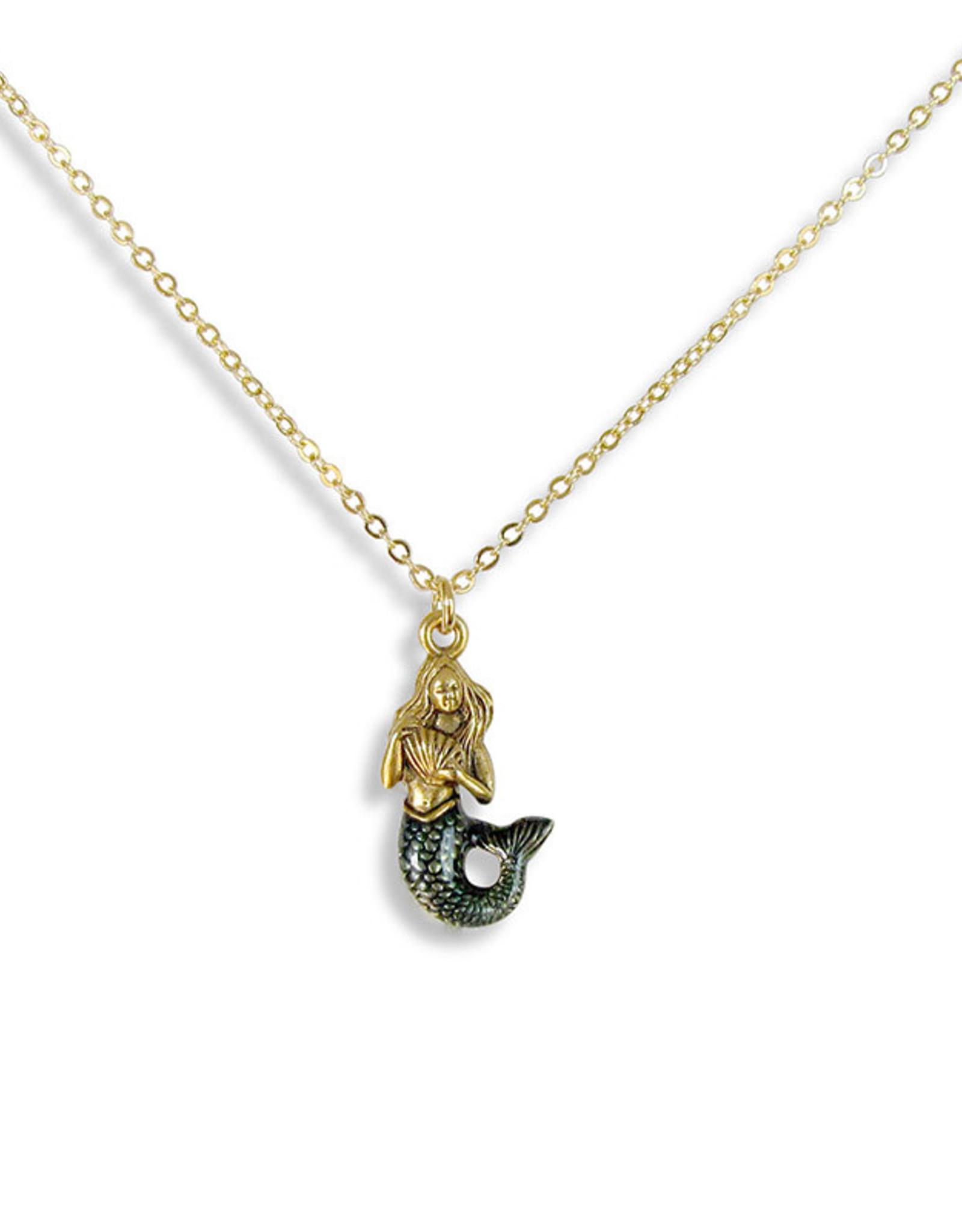 Ornamental Things Mermaid Necklace - Ornamental Things