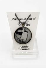 Redux Annie Lennox Patroness Saint Pendant Necklace