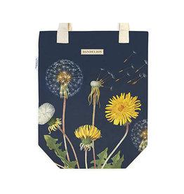 Cavallini Papers Dandelion Vintage Print Tote Bag
