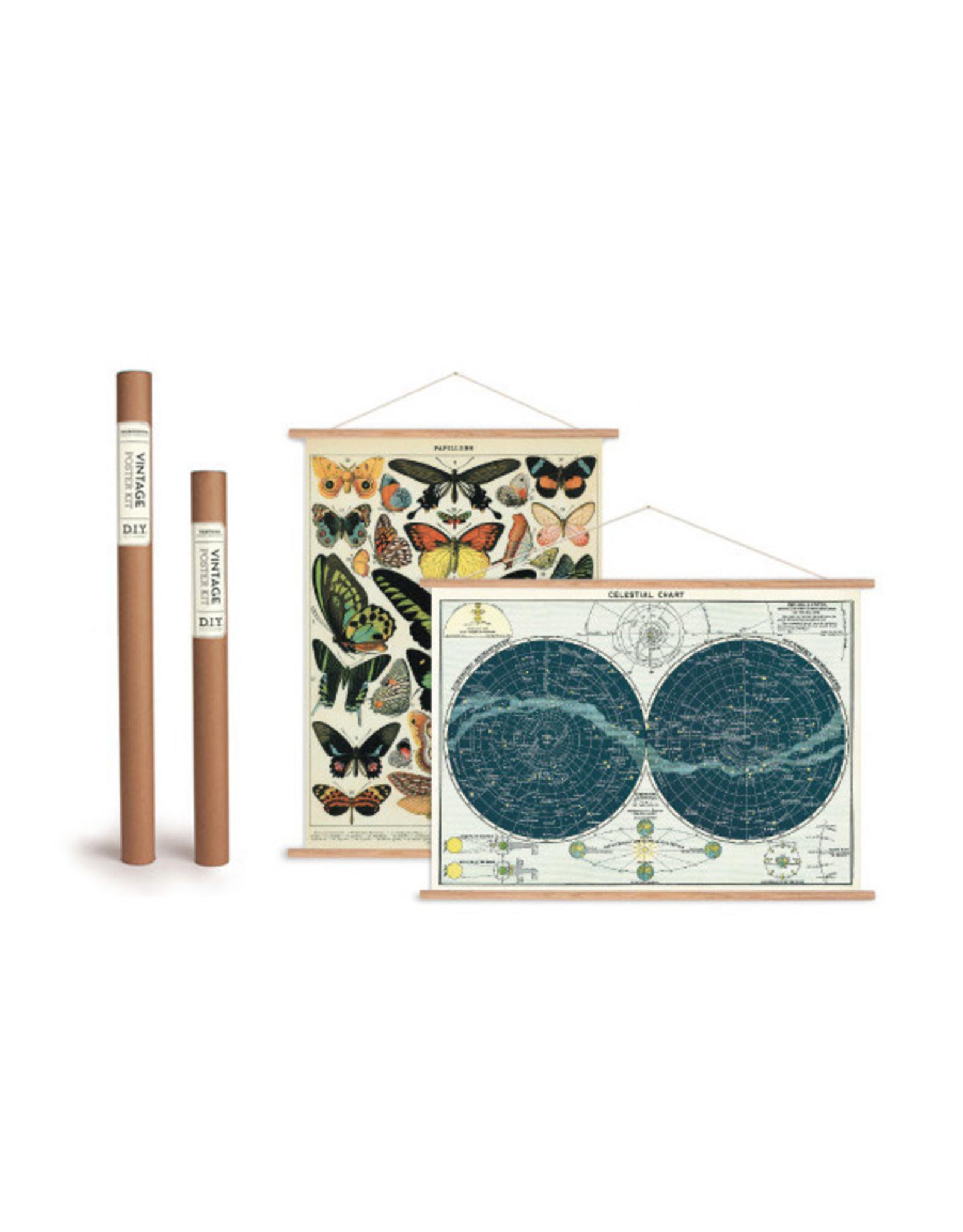 Cavalini Papers DIY Horizontal Poster Hanging Kit