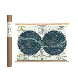 Cavallini Papers DIY Horizontal Poster Hanging Kit