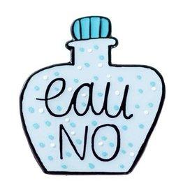 Gemma Correll ''Eau No'' Enamel Pin by Gemma Correll