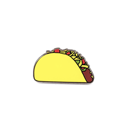 Valley Cruise Press ''Tacos'' Enamel Pin - Valley Cruise Press