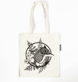 Tote Bag - Fox and Fern