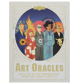 Art Oracles Deck by Katya Tylevich