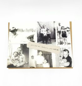 Daddy-O Father's Day Greeting Card - 8mm Ideas