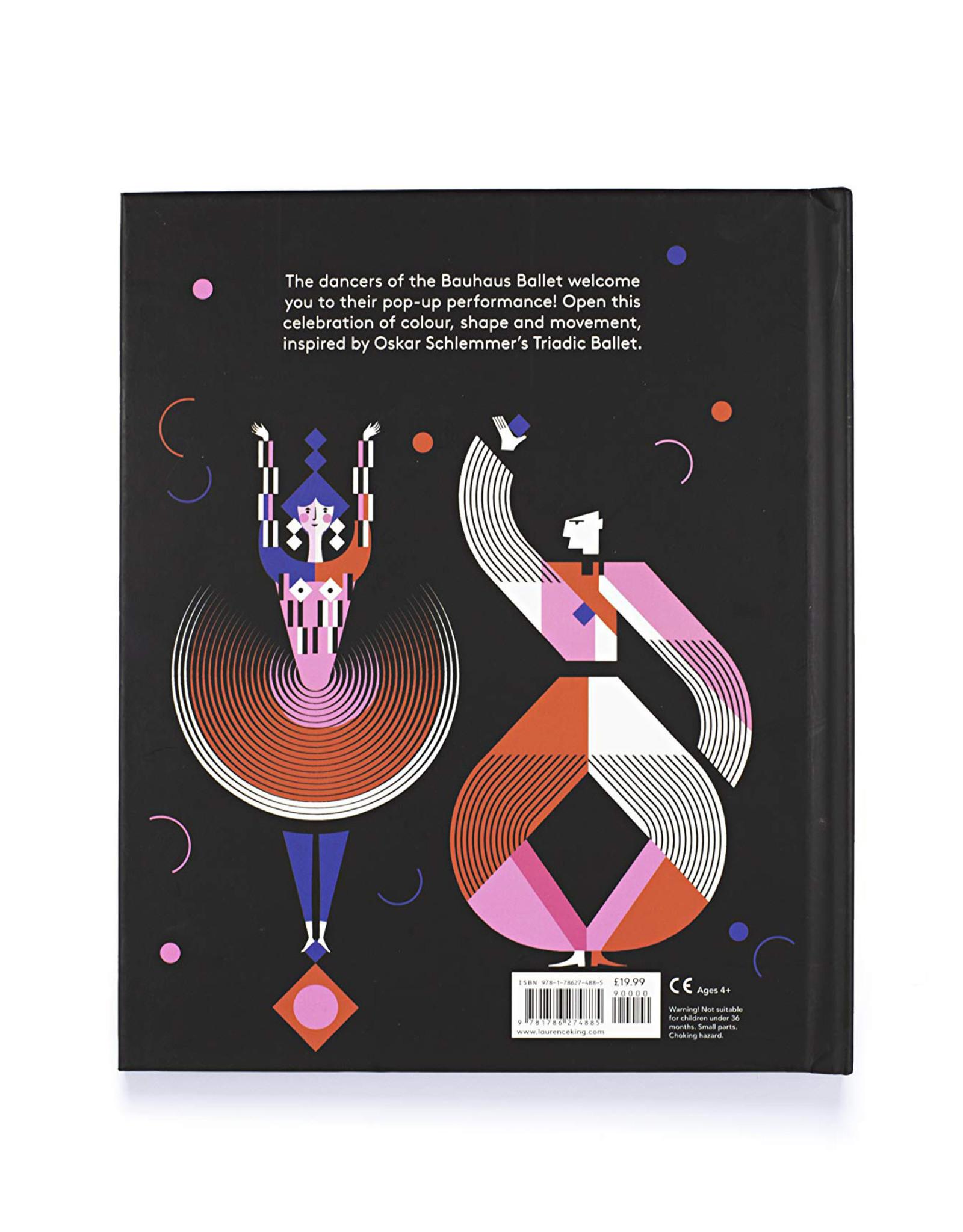 Bauhaus Ballet by Gabby Dawnay