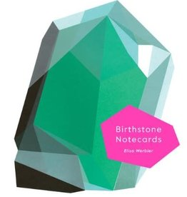 Birthstone Notecards