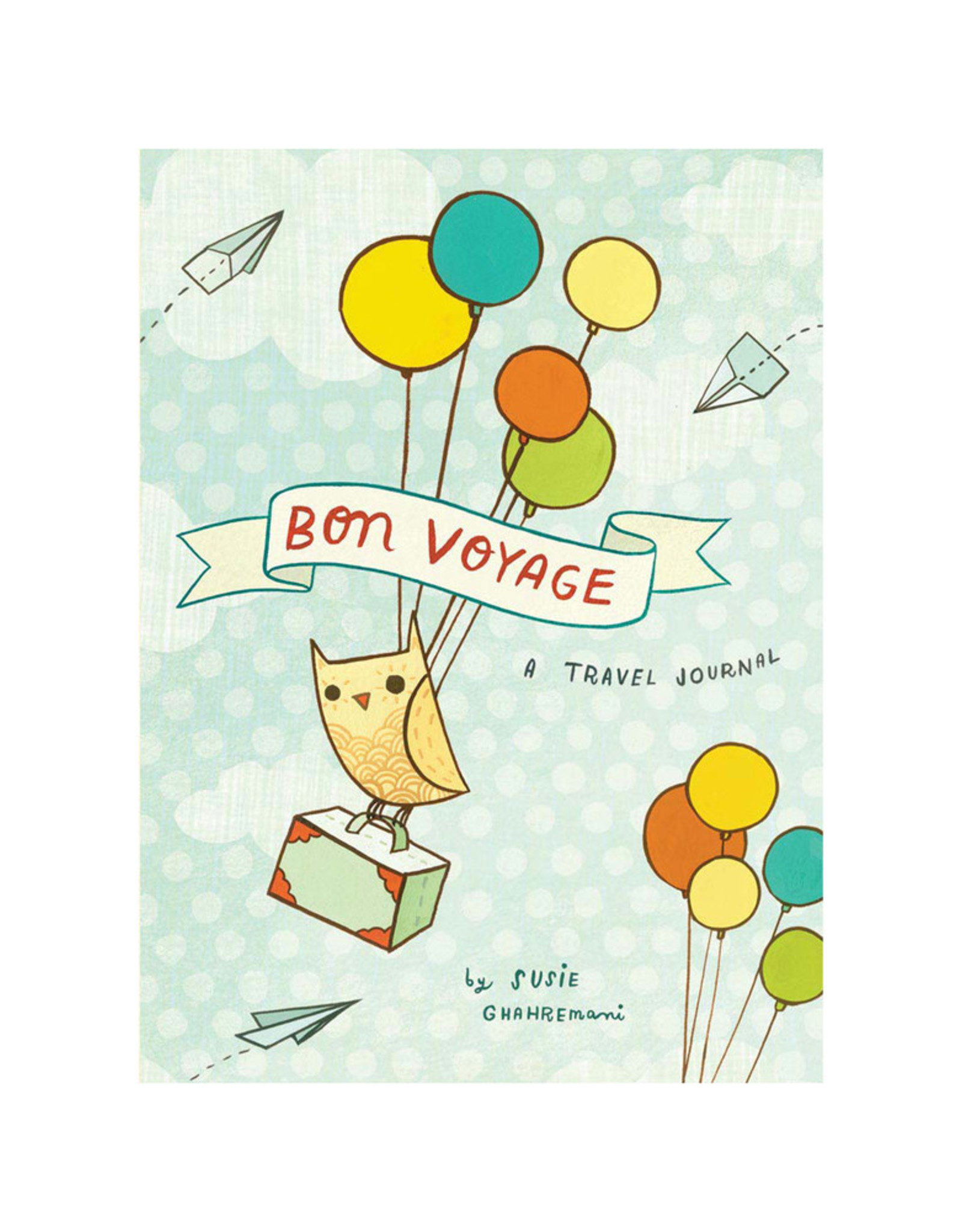 Bon Voyage - A Travel Journal