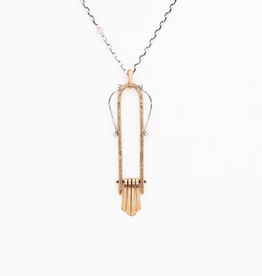 From the Reliquary Lightwell Necklace - From the Reliquary