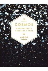 Cosmos DIY Greeting Card Folio set