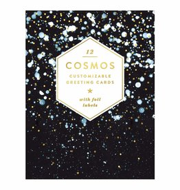 Cosmos DIY Greeting Card Folio set
