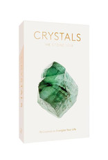 Crystals: The Stone Deck 78 Crystals to Energize Your Life by Andrew Smart, Tarot
